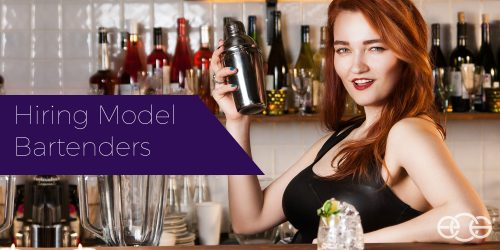 Basics In Hiring An Professional Model Bartenders For Events